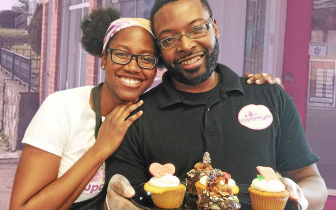 #36. The Cupcake King & Queen